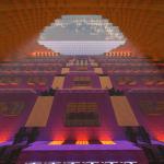 Eternia - Blob - Interiér